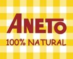 Logo Aneto 100% Natural